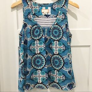 Anthropologie Meadow Rue Sleeveless top size small